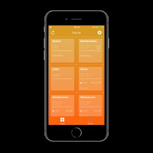 Dimplex SRH App